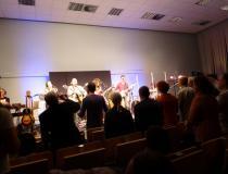 Koncert izrealsko-polski, Konferencja, Błogosławieństwo  - 2015.10-12